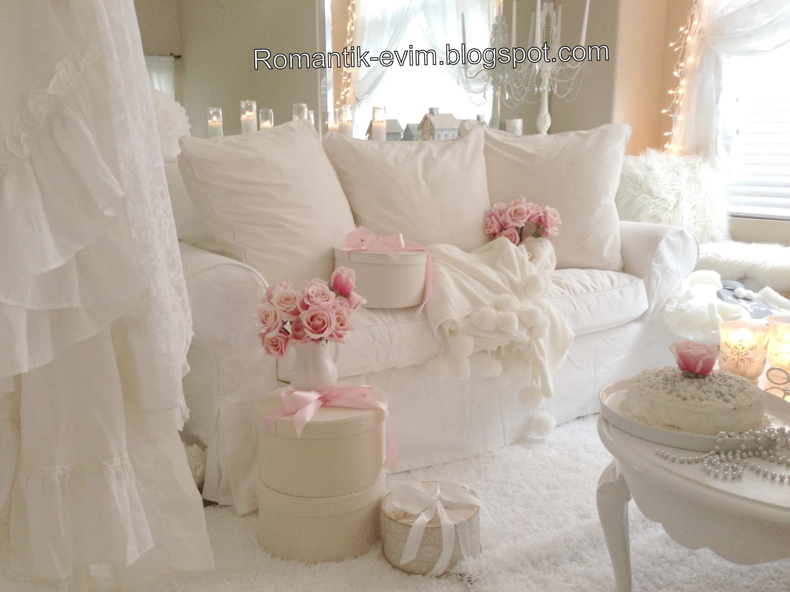 Romantic shabby chic home romantic shabby chic blog for Photo shabby chic