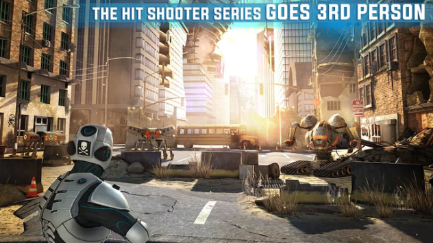 Download Mod OverKill 3 v1.1.7 Apk [Terbaru]