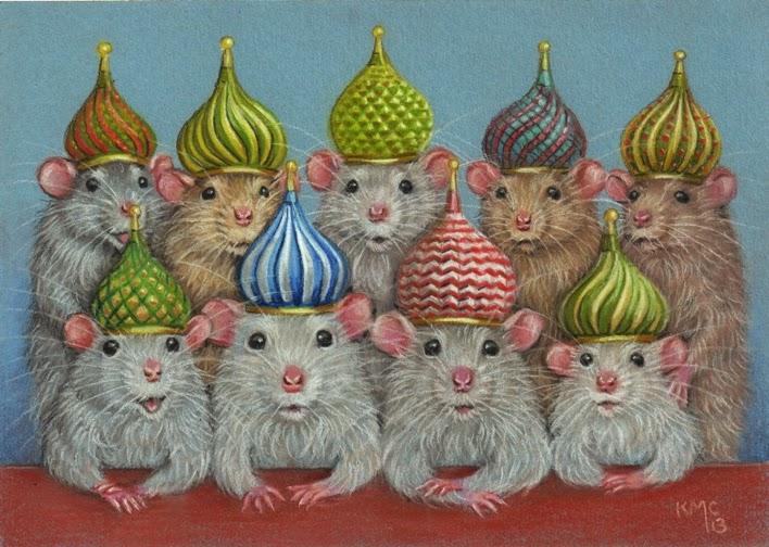 St Basil's Rats