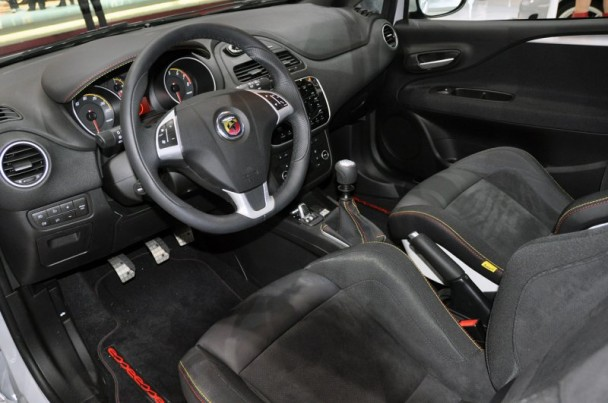 Information About Vehicle Fiat Punto Evo Abarth 2011 Sport Cars