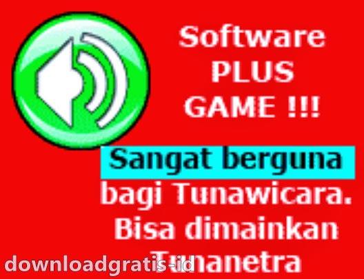 Game Untuk Tunanetra atau Tunawicara Mengubah Tulisan Menjadi Suara - Ngoceh Indonesia