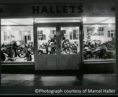 (c) Hallets of Canterbury