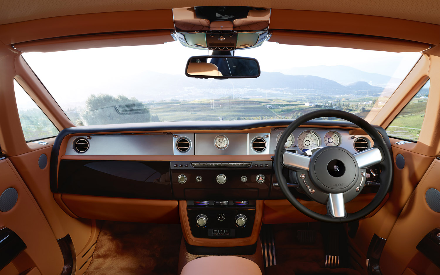 Unique Images Amazing Rolls Royce Interior Wooden