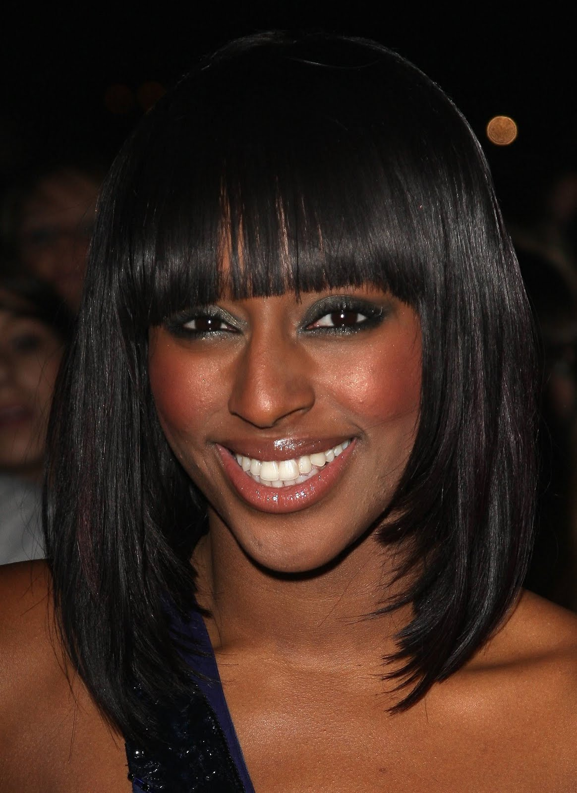Long Bob Hairstyles Black Women