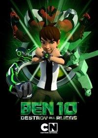 Ben 10: La destruccion de los aliens (2012) online en español