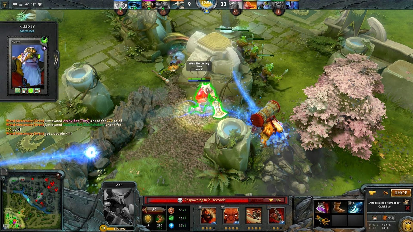 A Game For Free : Dota pc game free download offline