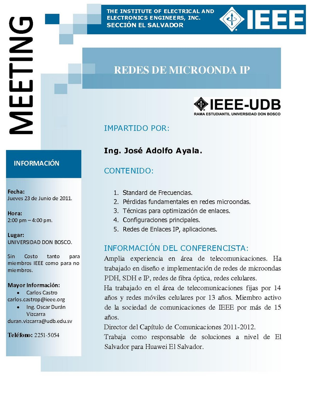 ASEIE - UES: 2011