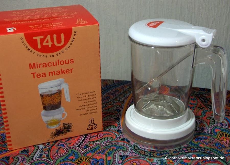 Tee, Teamaker, Shennong, Teezubereiter, Teekanne