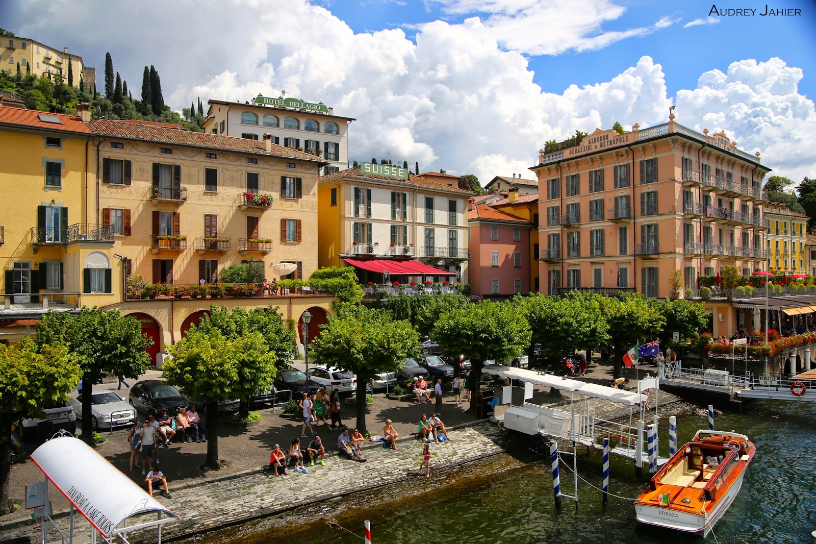 Bellagio lac de c me dream travel shoot - Lac de come hotel ...