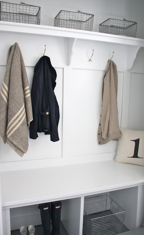 Closet Converted Mudroom