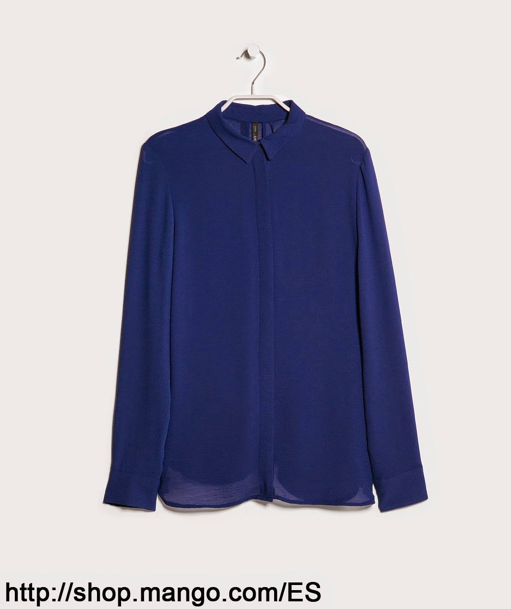 Camisa/Shirt MANGO