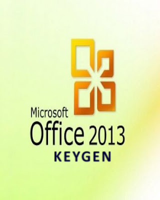 microsoft office 2013 full crack + keygen