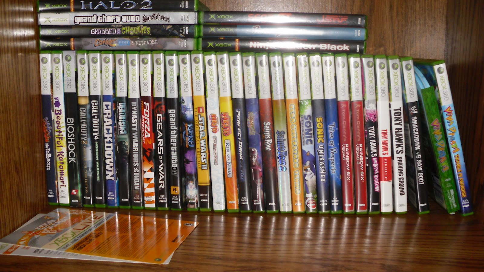 Xbox 360 Games Collection SuperPhillip Ce...