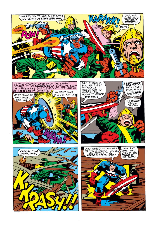 Captain America (1968) Issue #195 #109 - English 4