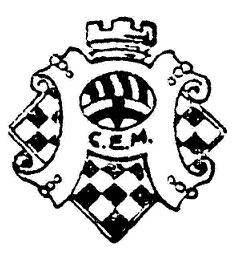 Escudo del Club Ajedrez Manresa