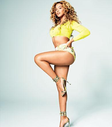 Beyonce Curves on Beyonce Flaunts Killer Curves On Latest Issue Of Shape Magazine   Got