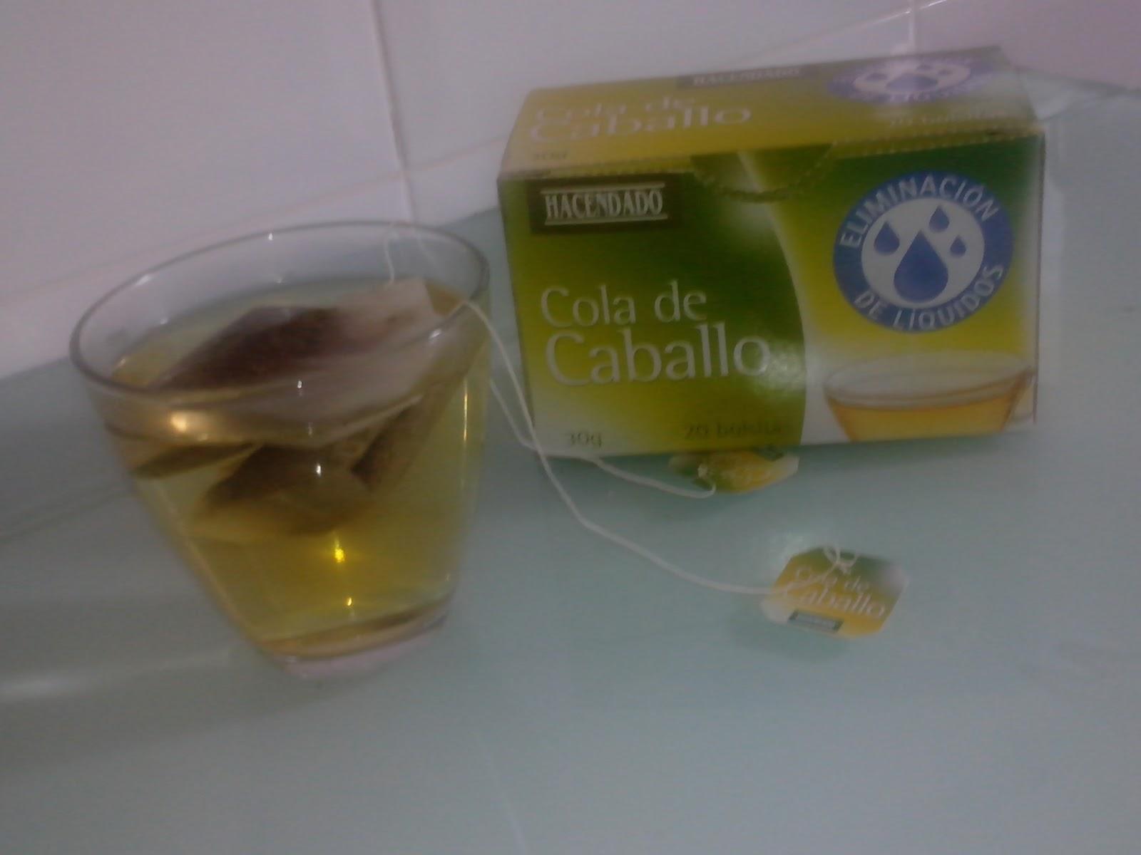 Cola de Caballo (infusión) ~ Dukan en Pareja!