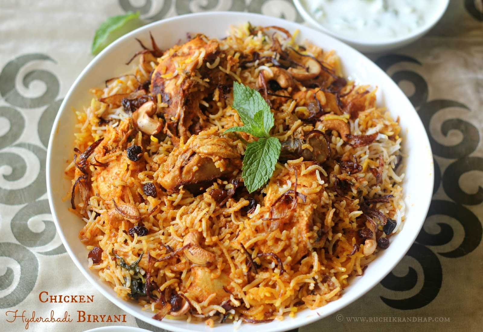 Image gallery hyderabadi biryani for Crystal 7 cuisine hyderabad