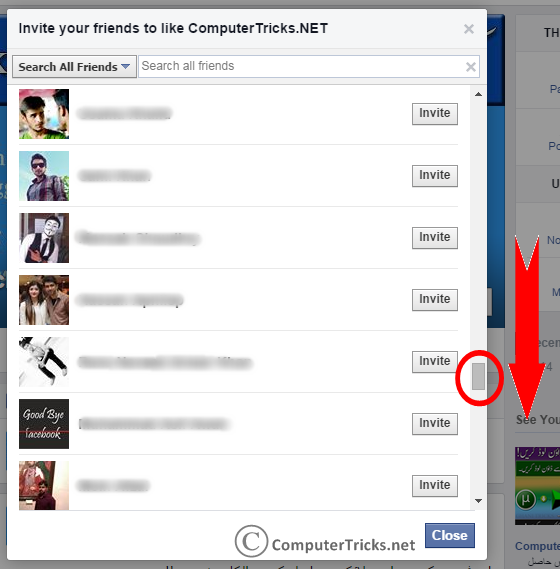Console Box in Facebook That Code in Console Box