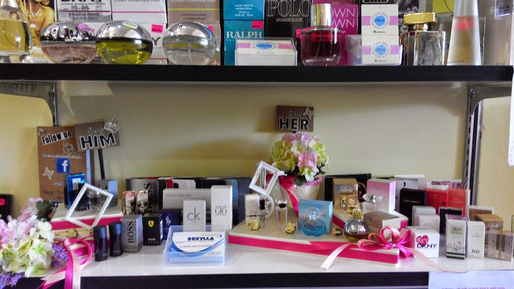 perfume miniature, vendor, butik vendor, kulim, stylista vendor concept