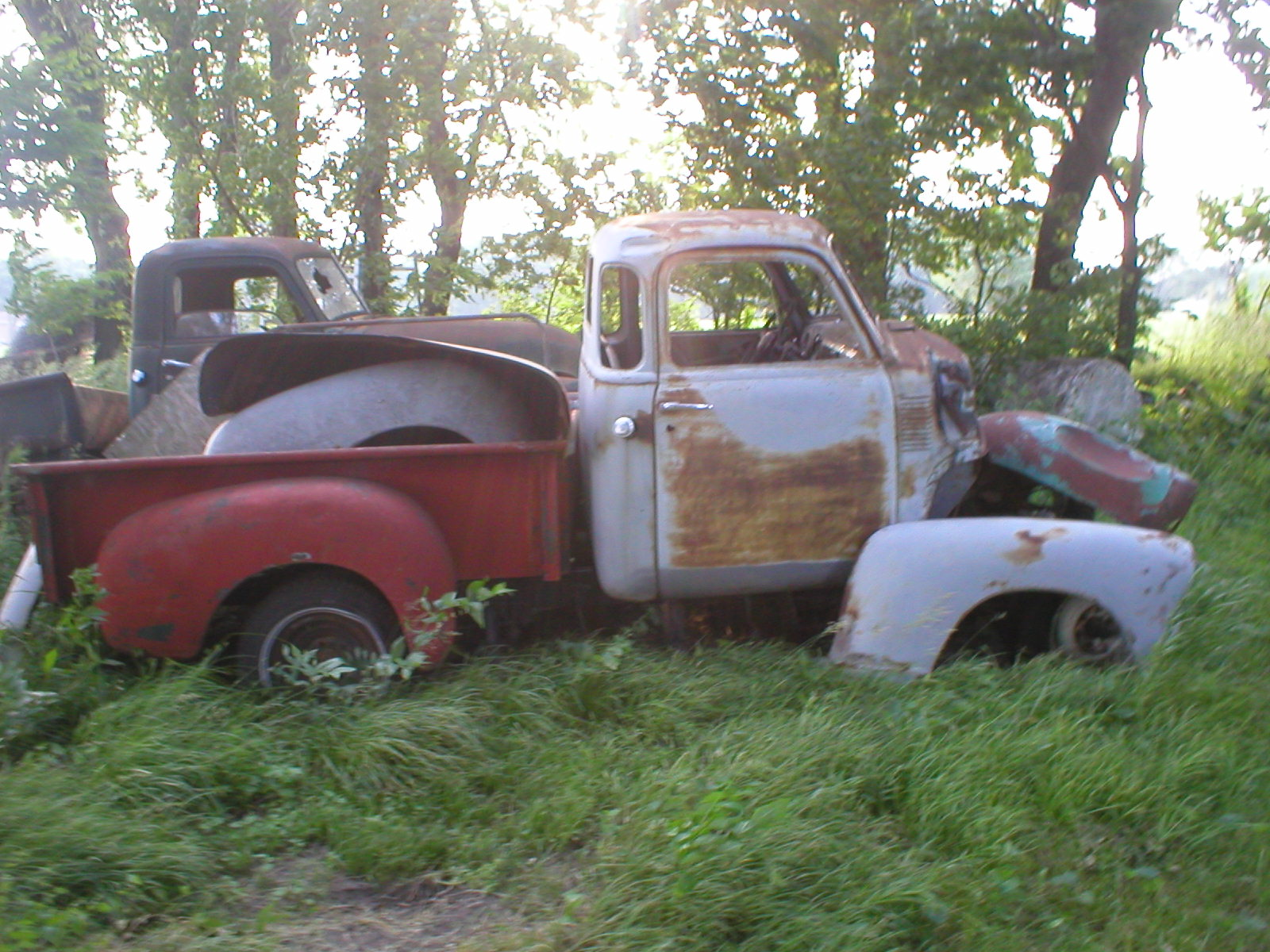 49 Chevy Truck 1949 Vin Number