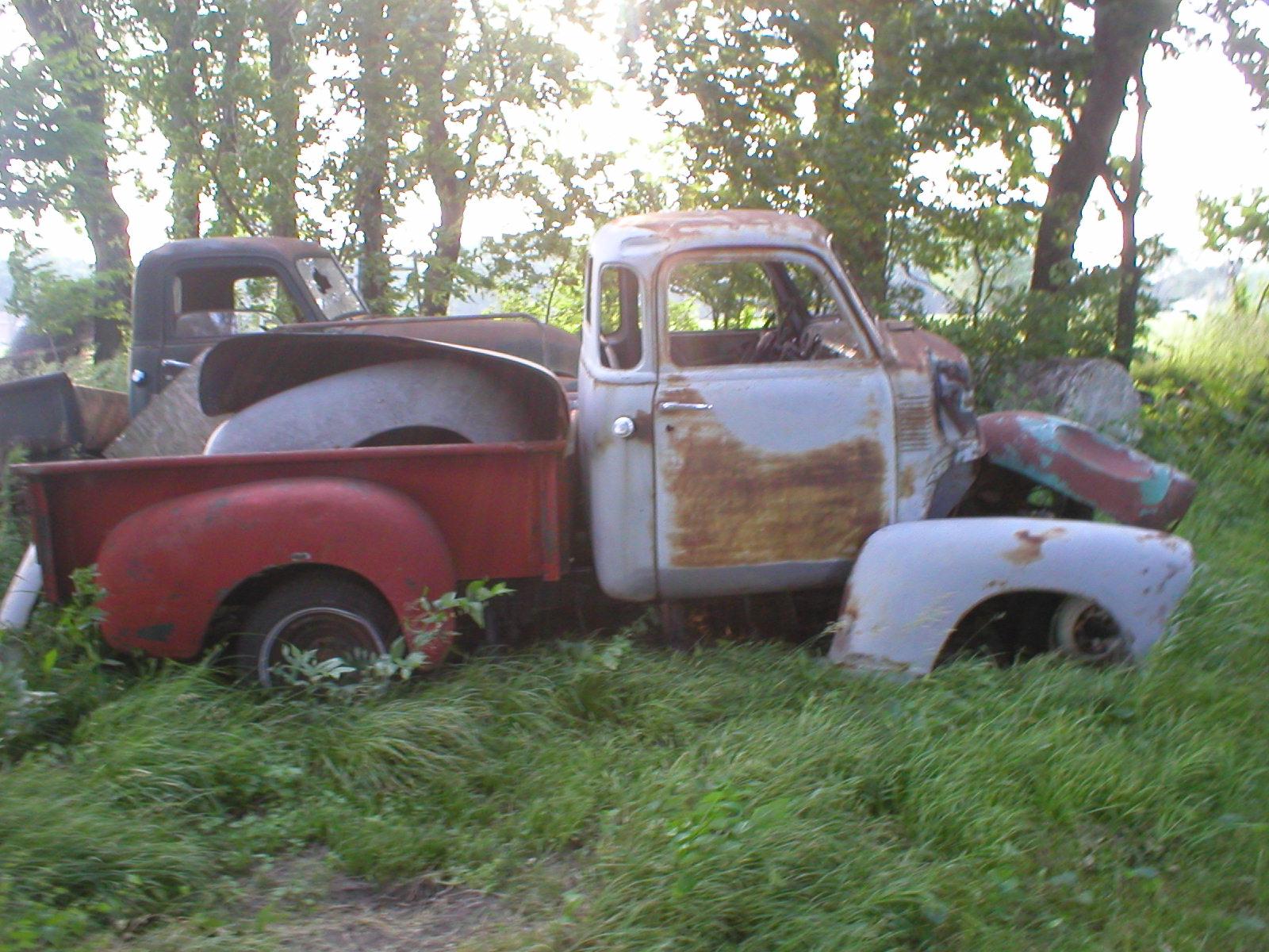 1957 Chevy Truck Craigslist | Autos Weblog