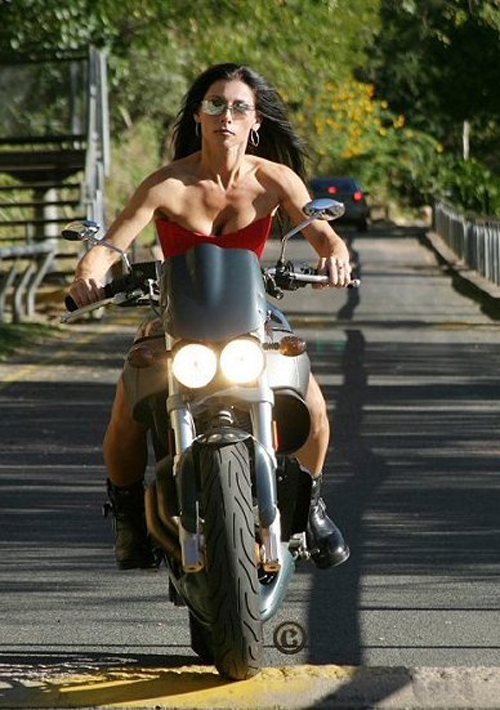 Hot biker bitches #15