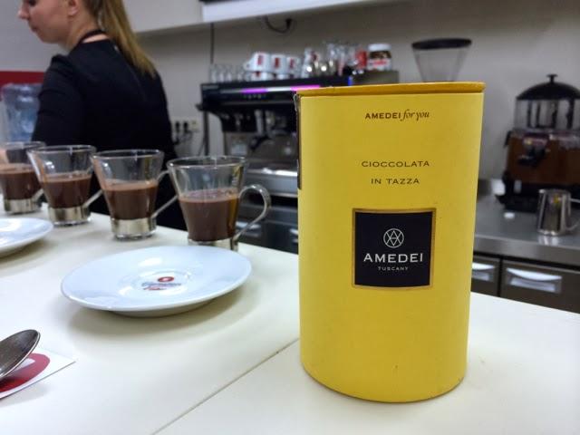 "Мастер-класс ""Домашний бариста"" в Lavazza Espression, горячий шоколад"