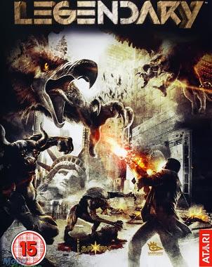 Legendary PC Cover