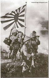 Japanese Soldiers During WW2