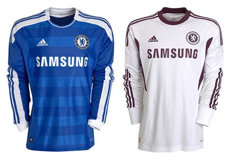 """Terima Kasih anda sudah melihat """" Foto Kostum Baru Chelsea 2012 ..."""