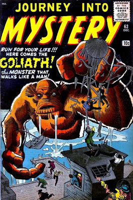 Journey into Mystery, Goliath