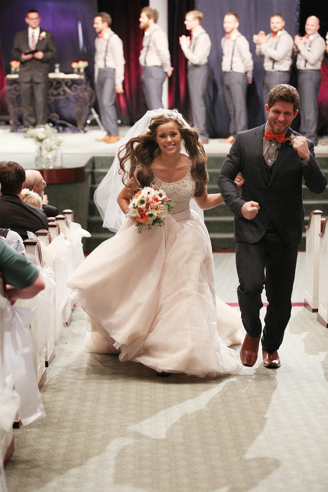 Jessa duggar wedding date