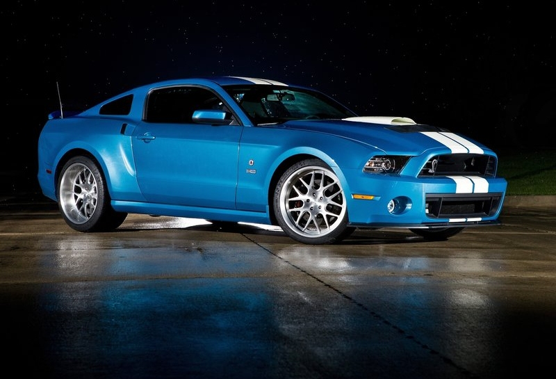 2015 Ford Mustangs Shelby GT500