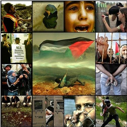 Perjuangan rakyat Palestina