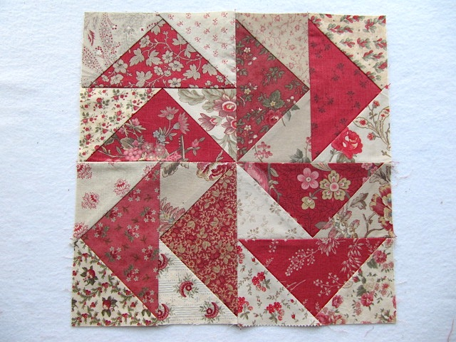 Sew Many Ways...: Block of the Month Club #3...Flying Geese