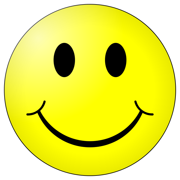 The origin and back story of the smiley face