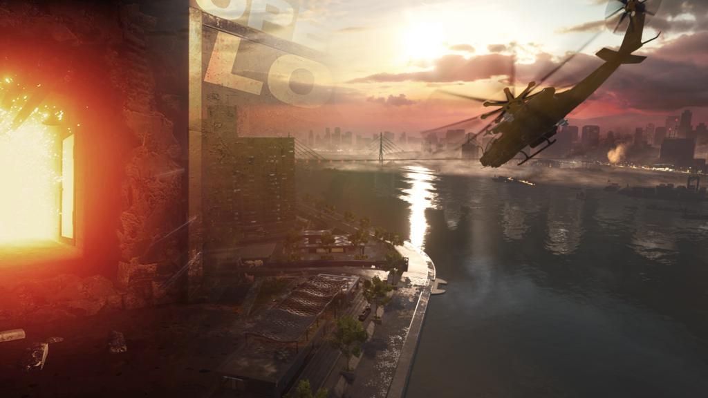 A importância dos atalhos em mapas do Battlefield 4
