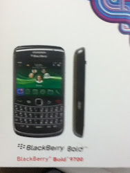 BLACKBERRY 9700 BOLD 3