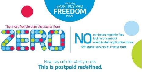smart postpaid freedom plan