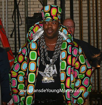 fotos raras de busta rhymes YMCMB young money cash money records