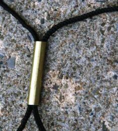 cara menyambung tali dengan kalung