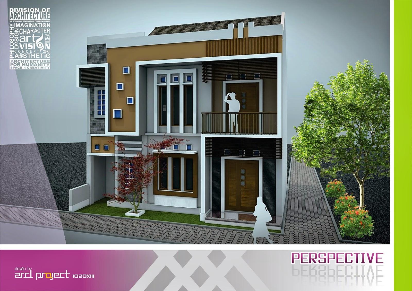 aries pribadie , arlequin architects , desain rumah tinggal minimalis, universitas widya mataram yogyakarta