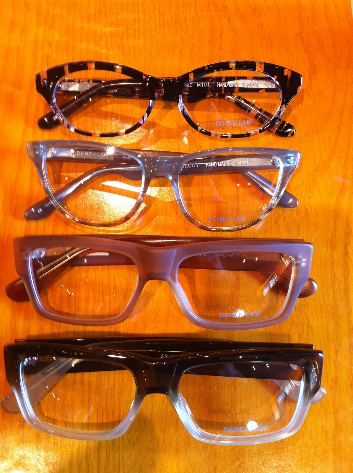 Paris West Optical: Fall Arrivals...continued