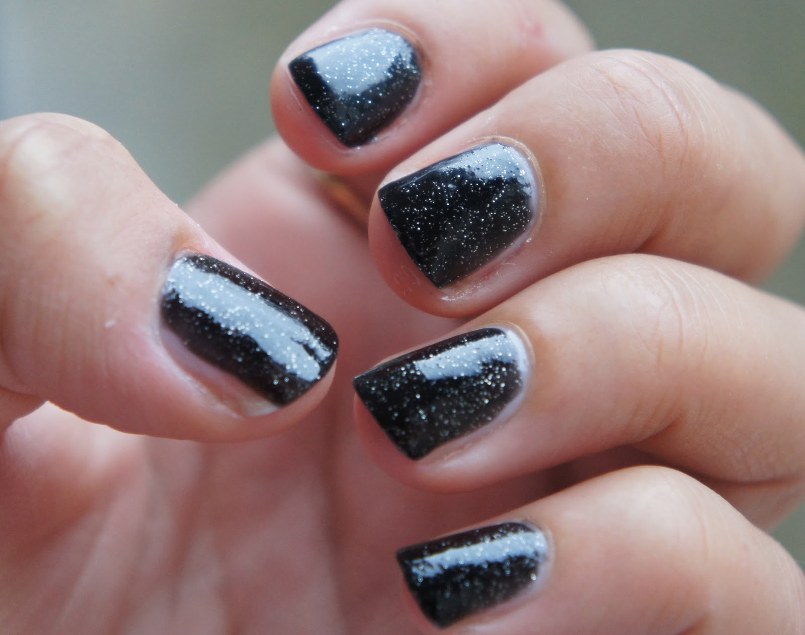 What do you think about black polishes?