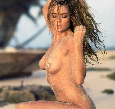 Denise Richards Desnuda Foto