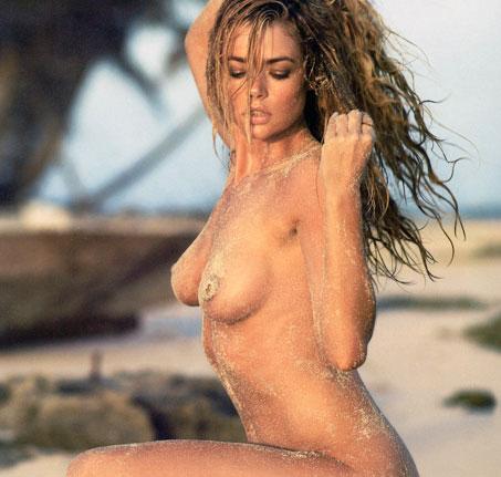 Denise Richards Desnuda Foto