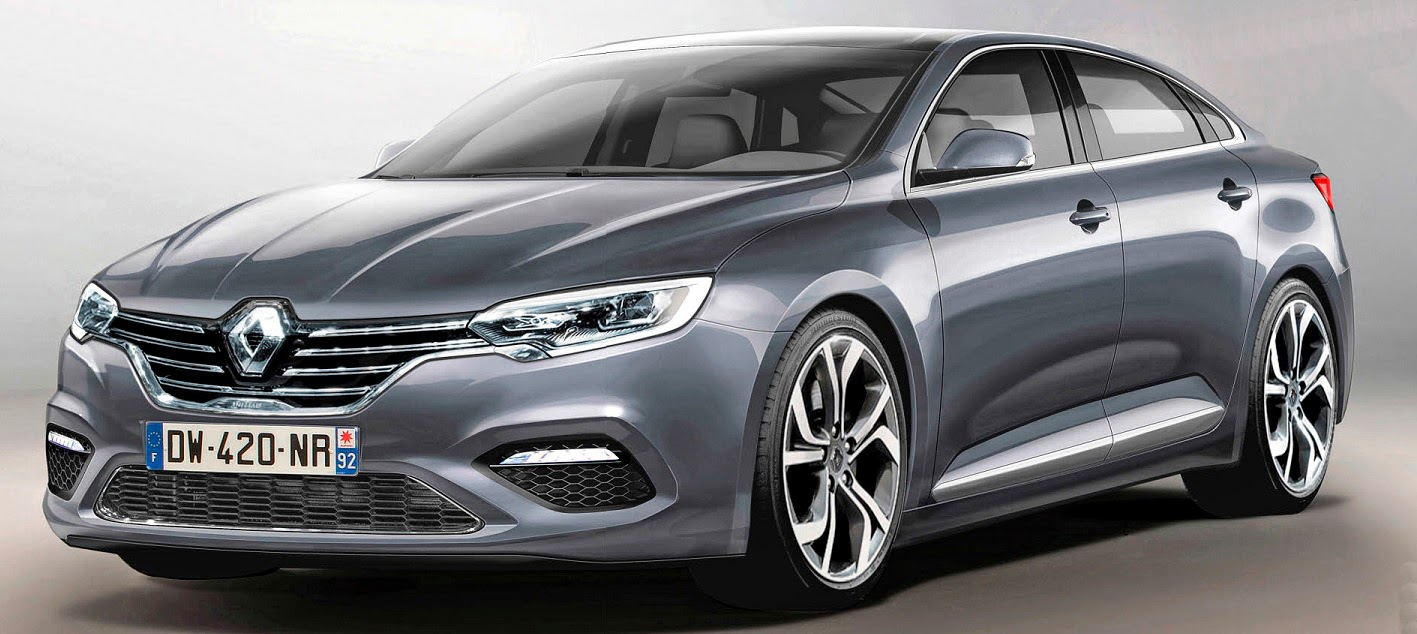 2015 renault talisman new laguna carspyshots. Black Bedroom Furniture Sets. Home Design Ideas