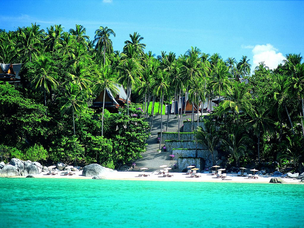 Phuket Thailand  City pictures : Phuket Thailand Awesome Beach ~ Great Panorama Picture
