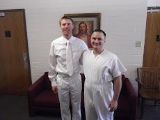 Rod Gorby's Baptism